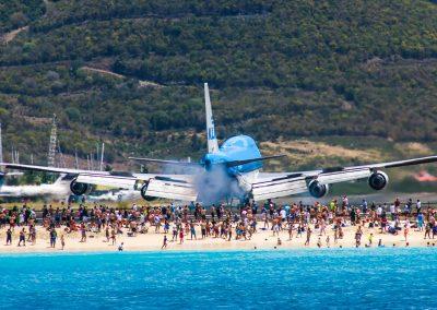 Beach-KLM